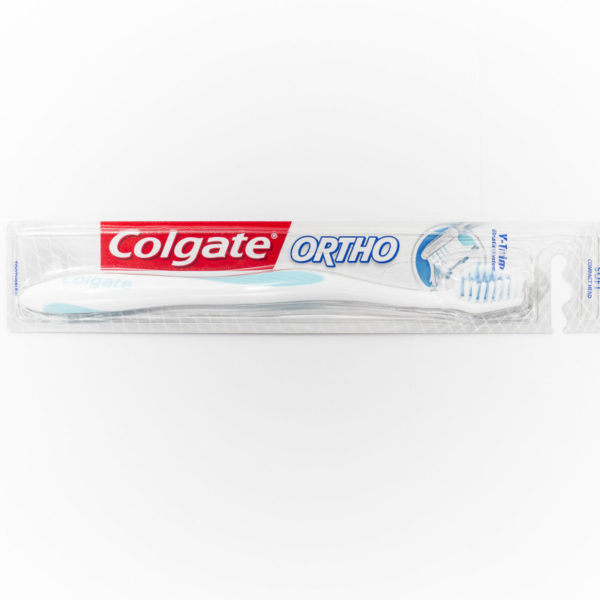 Colgate ortho brush
