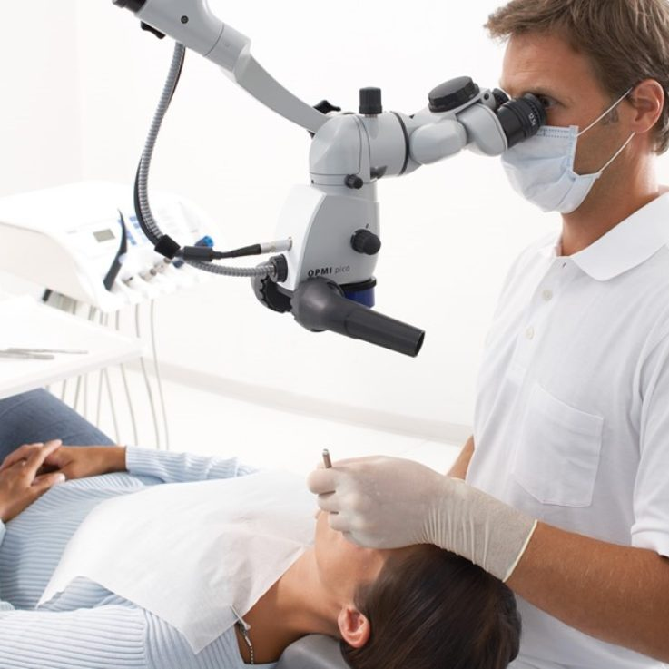 Root-canal-microscope